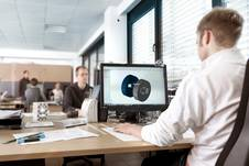 3D Konstruktion bei Wilke Werkzeugbau Strangpressen Presswerkzeuge