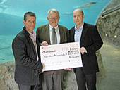 "Donation to ""Zooverein Wuppertal e. V."" in 2011"