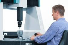 Digitalisieren mit 3D-Koordinatenmessgerät Digitalisieren